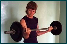 Аренда: Оборудование для тяжелой атлетики