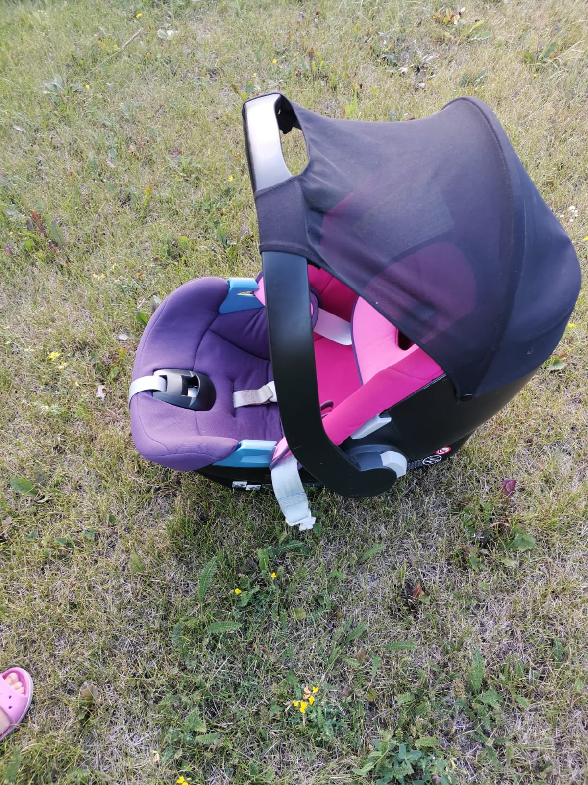 Аренда: Детские автолюльки