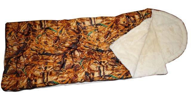Аренда: Утепленные спальные мешки