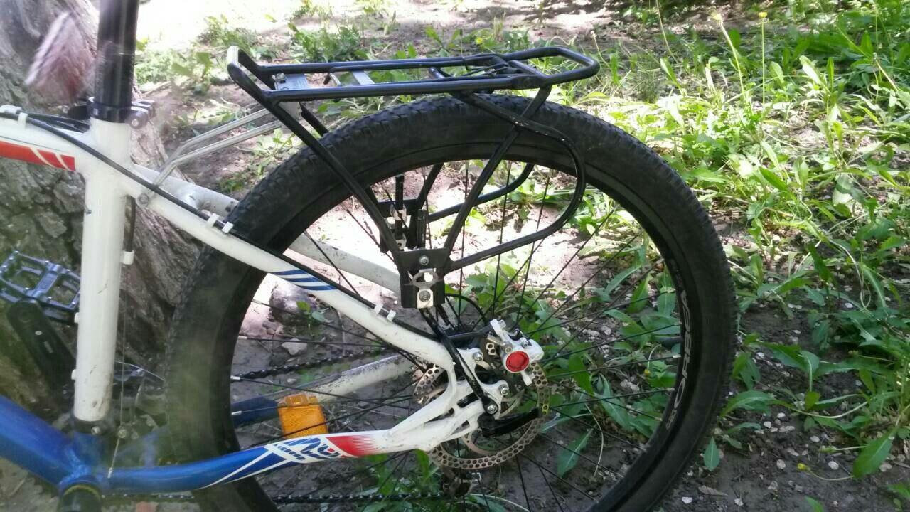 Аренда: Багажники на велосипед