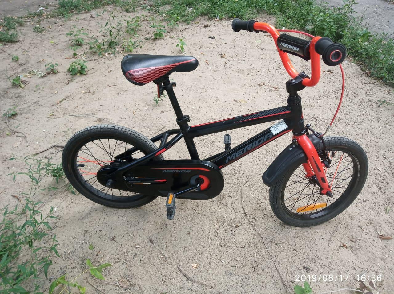 Аренда: Детские велосипеды 16