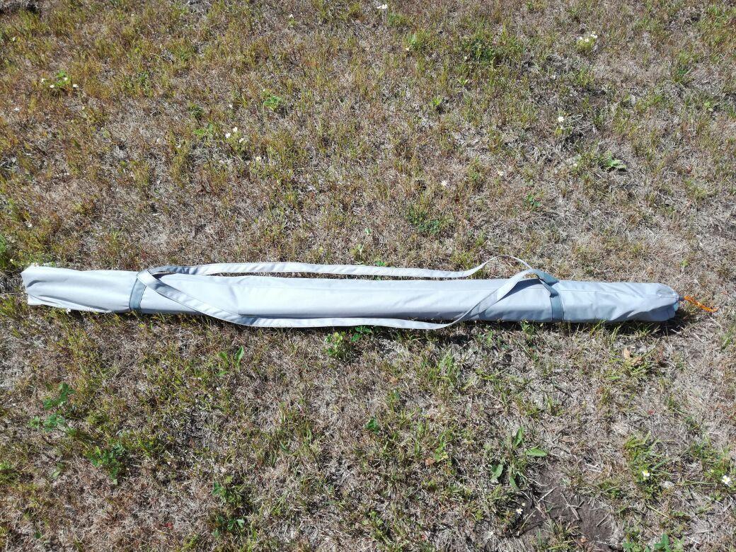 Аренда: Зонт пляжный большой 2,5 м