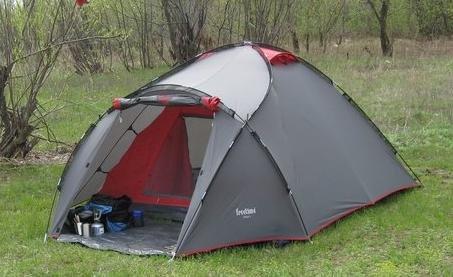 Аренда: Палатка туристическая 2-х-местная VIP