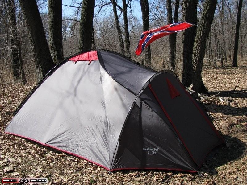 Аренда: Палатка туристическая 3-х-местная VIP