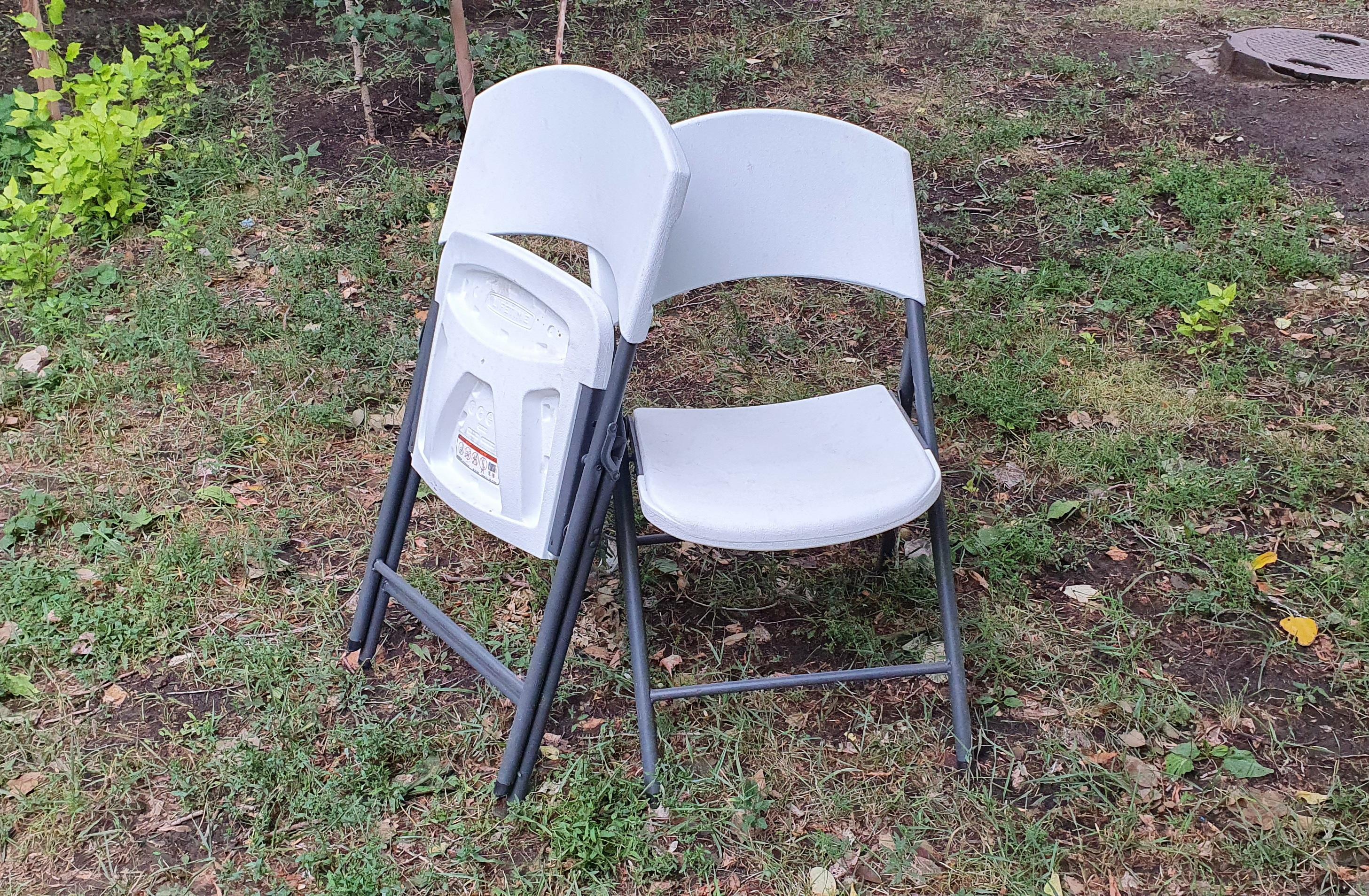 Аренда: Кресло пластиковое