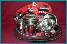 Аренда: Набор посуды туристический