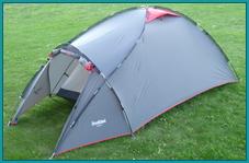 Аренда: Палатка туристическая 4-х-местная