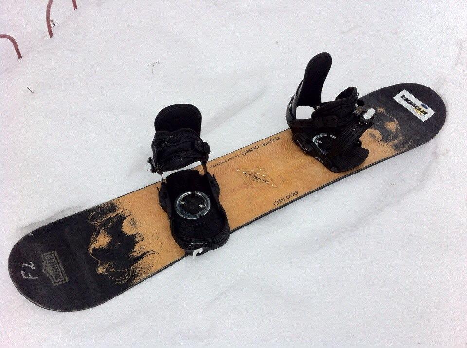 Аренда: Сноуборд Nobile для кайтинга