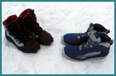 Аренда: Ботинки со стандартом крепления SNS