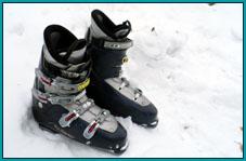 Аренда: Горнолыжные ботинки