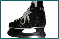 Аренда: Хоккейные коньки