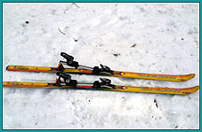 Аренда: Скитуры (ski-tour)