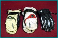 Аренда: Перчатки и Варежки