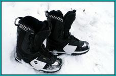 Аренда: Ботинки для сноуборда