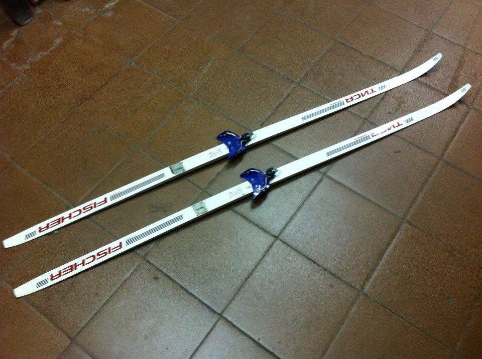 Аренда: Беговые лыжи Fischer TИСА