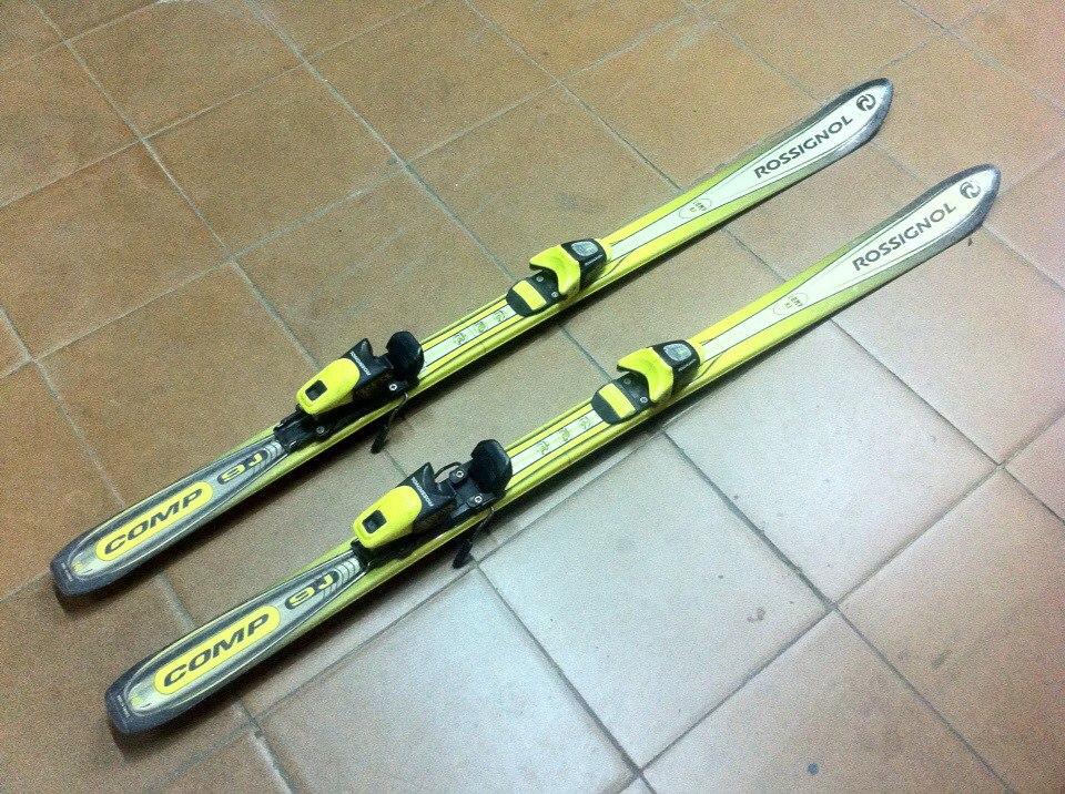 Аренда: Горные лыжи Rossignol