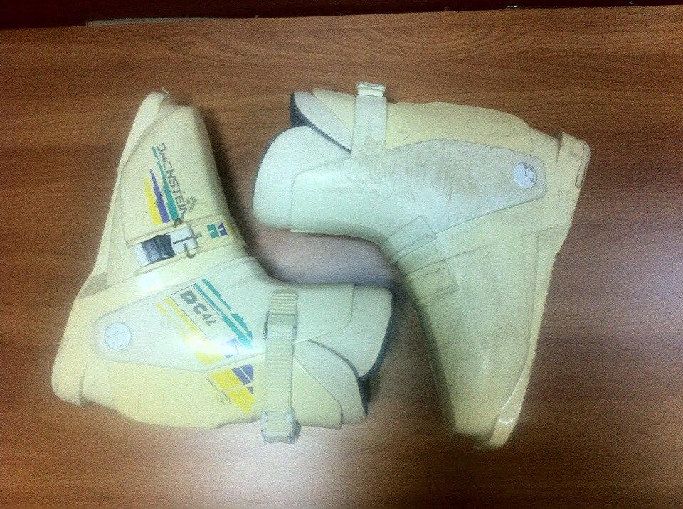 Аренда: Горнолыжные ботинки Dachstein