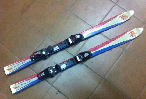 Аренда: Горные лыжи К2