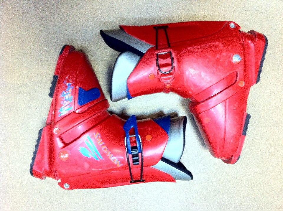 Аренда: Горнолыжные ботинки Salomon